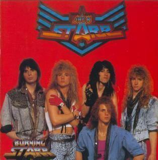 Jack Starr Jack Starr39s Burning Starr album Wikipedia the free