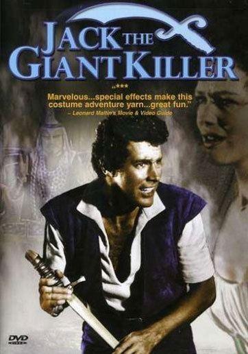 Jack the Giant Killer (1962 film) Jack the Giant Killer 1962 Poster 1 Trailer Addict