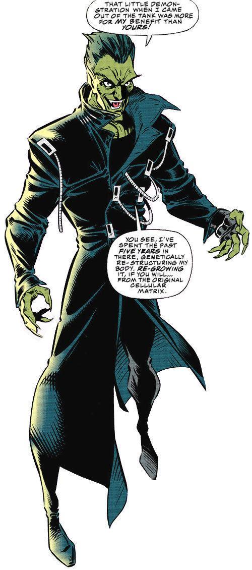 Jackal (Marvel Comics) Jackal II Marvel Comics SpiderMan enemy Clone Character