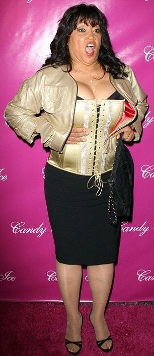 Jackée Harry The First Family star Jackee Harry 56 treated by paramedics after