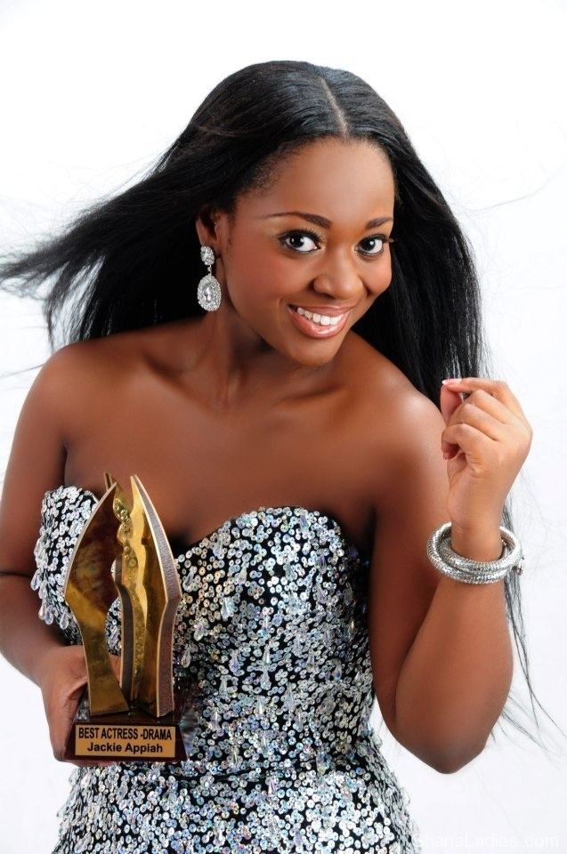 Jackie Appiah Jackie Appiah Agyemang Impossibility Does Not Exist in