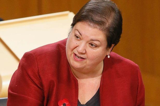 Jackie Baillie MSP Jackie Baillie launches stinging attack on Alex