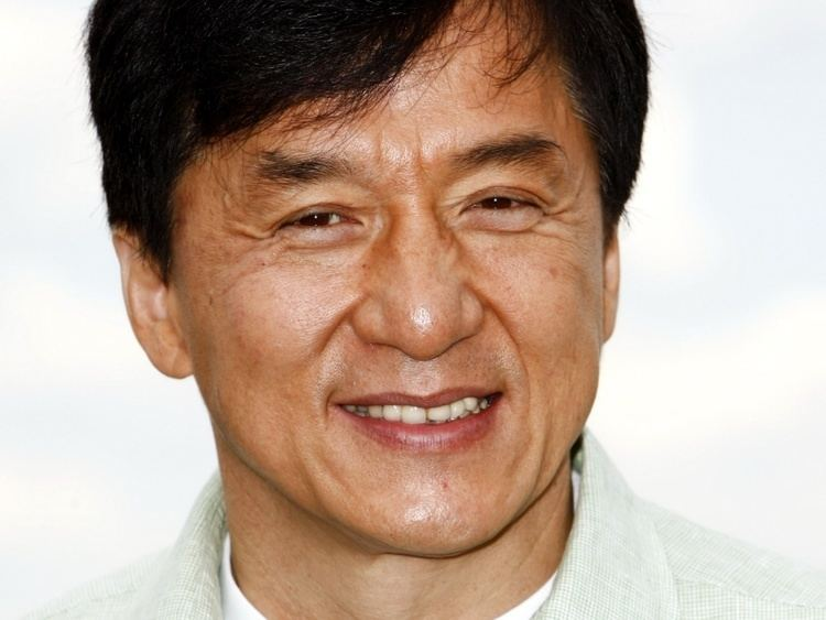 Jackie Chan Biography of Jackie Chan