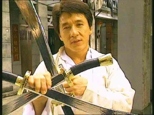 Jackie Chan: My Stunts myReviewercom JPEG Screenshot from Jackie Chan My StoryMy Stunts