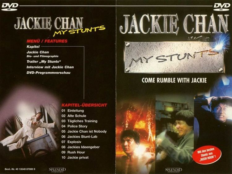 Jackie Chan: My Stunts Jackie Chan My Stunts