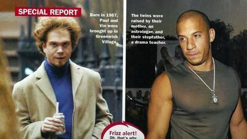 Jackie DiNorscio that39s not Paul Vincent that39s Vin Diesel playing Jackie