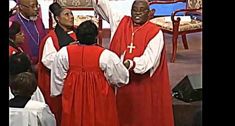 Jackie McCullough Consecration of Bishop Jackie McCullough Simply Sacred YouTube
