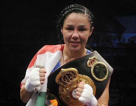 Jackie Nava Jackie Nava Score Big Win in Tijuana World Boxing Association