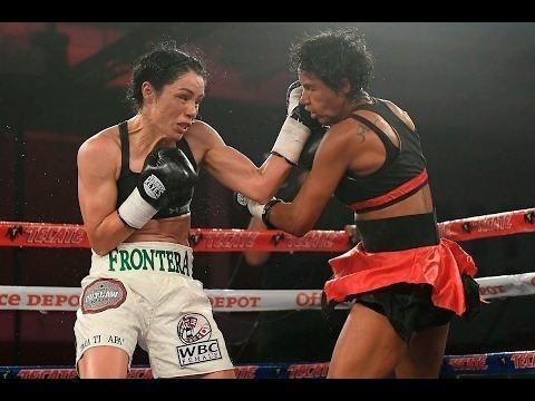 Jackie Nava Jackie Nava vs Ana Lozano UD10 PELEA COMPLETA En Cuautitln YouTube