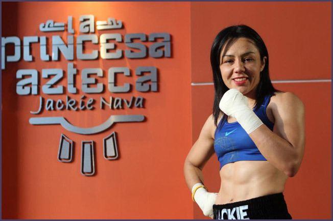 Jackie Nava Jackie Nava Awakening Fighter Profile