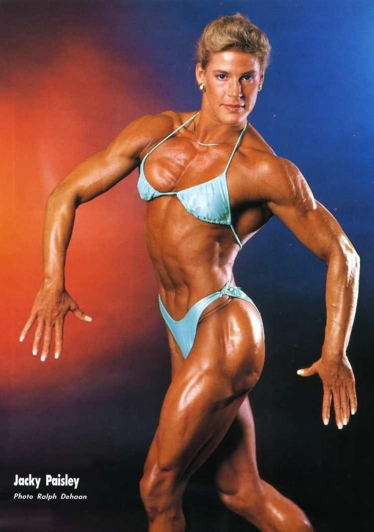 Jackie Paisley 1989 Ms International Jackie Paisley