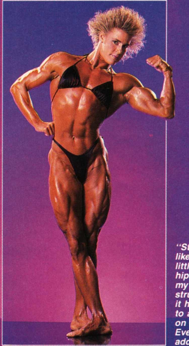 Jackie Paisley jackie paisley bodybuildster usa 21 Bodybuildsters