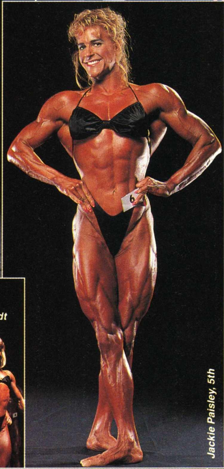 Jackie Paisley jackie paisley bodybuildster usa 26 Bodybuildsters