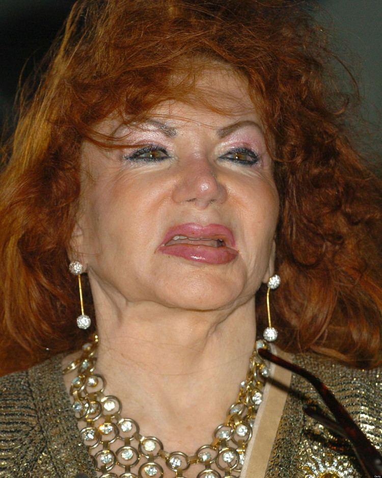 Jackie Stallone Jackie Stallone On Her Plastic Surgery 39I Look Like A