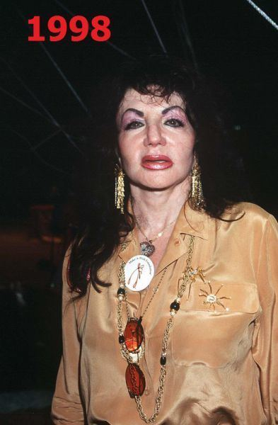 Jackie Stallone Jackie Stallone Is a Plastic Surgery Addict 19 pics