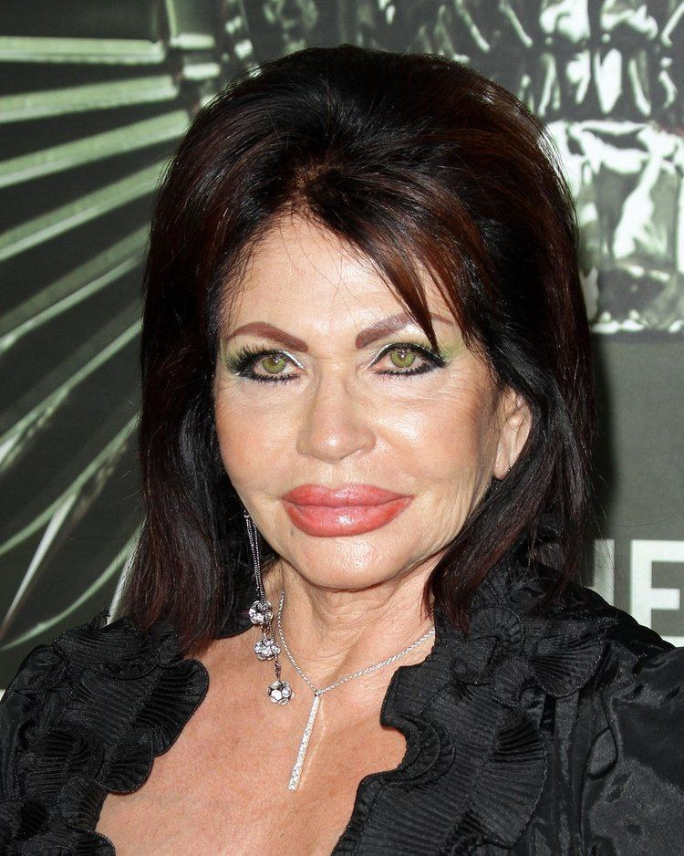 Jackie Stallone Jackie Stallone inflates collagen injection rumours as she