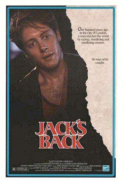 Jack's Back Jacks Back Movie Review Film Summary 1988 Roger Ebert