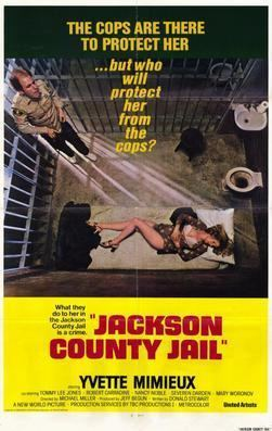 Jackson County Jail (film) Jackson County Jail film Wikipedia