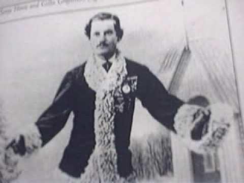 Jackson Haines 1875 Jackson Haines Pioneer YouTube