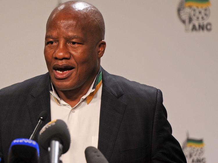 Jackson Mthembu Mthembu Zuma showed remorse SA Breaking News