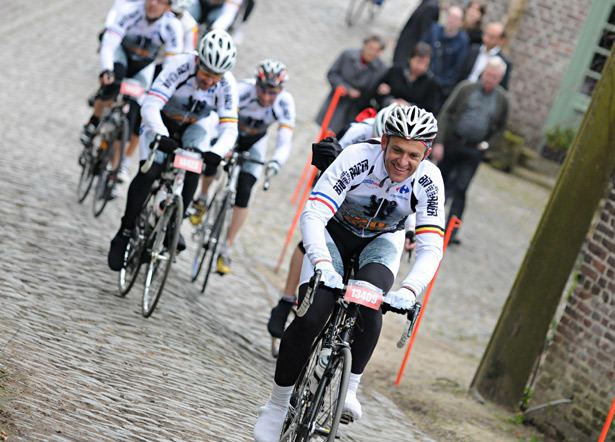 Jacky Durand Tour of Flanders Bicycling