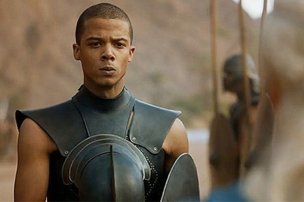 Jacob Anderson Game of Thrones star Jacob Anderson hasn39t been recognised