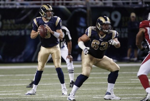 Jacob Bell (American football) ExRam Bell decides football isnt worth the risk NFL stltodaycom