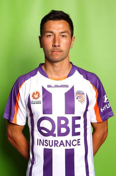 Jacob Burns (footballer) www3pictureszimbiocomgiPerthGloryHeadshots