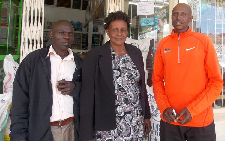 Jacob Katonon Jacob Katonon Kenyas 1996 Olympic Triple Jumper is back by