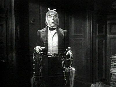 Jacob Marley Jacob Marley39s Ghost Charles Dickens A Christmas Carol 1938