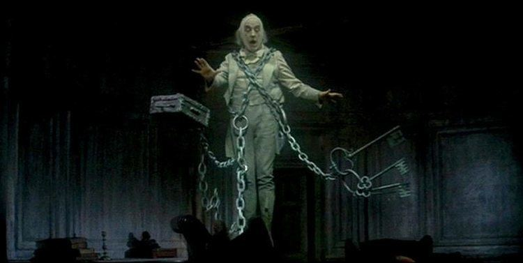 Jacob Marley A Christmas Carol The Most Frightening and Memorable Appearances