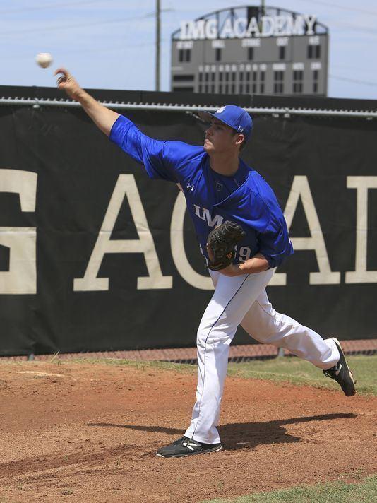 Jacob Nix A year after milliondollar payday vanished Jacob Nix set for MLB draft