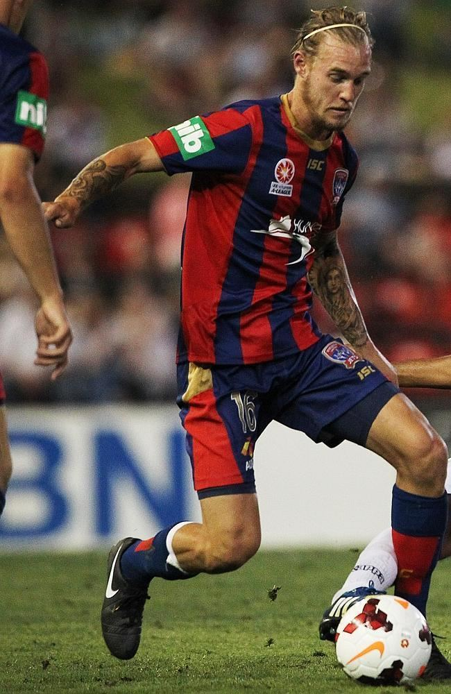 Jacob Pepper ALeague Jacob Pepper says Newcastle Jets players are