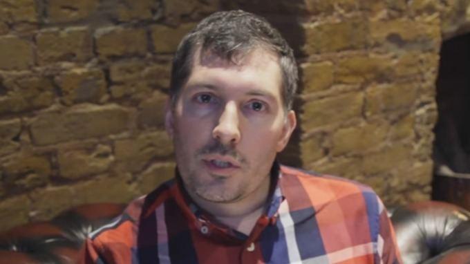 Jacob Polley Carlisle writer wins TS Eliot Poetry Prize Border ITV News