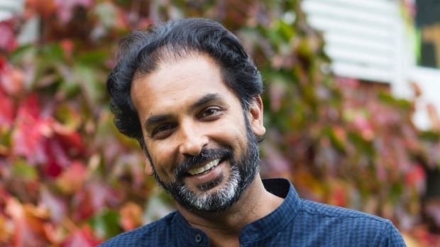 Jacob Rajan Indian Ink Actor and playwright Jacob Rajan unmasked