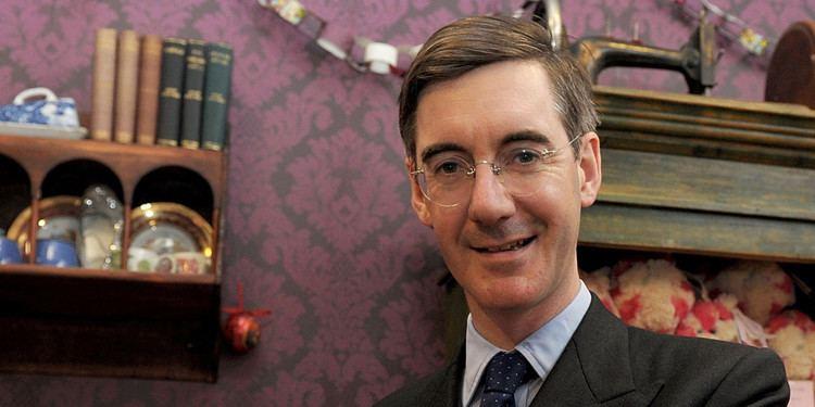 Jacob Rees-Mogg Jacob ReesMogg On His Nanny39s 39Sound Politics39 And His