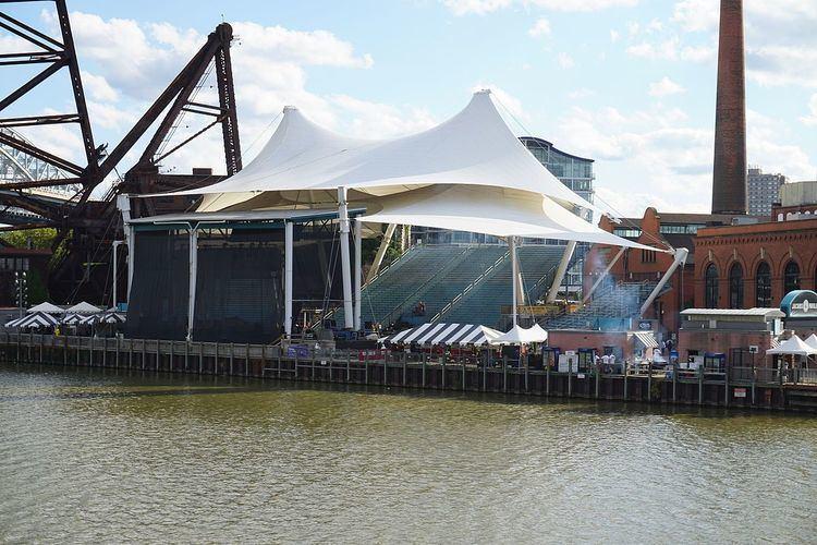 Jacobs Pavilion