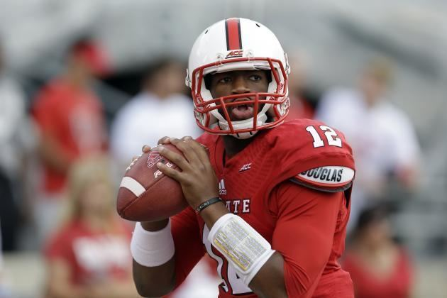 Jacoby Brissett Florida State Football How 39Noles Can Contain NC State QB