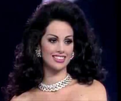 Jacqueline Aguilera sUKA jALAN Jacqueline Aguilera Miss World 1995
