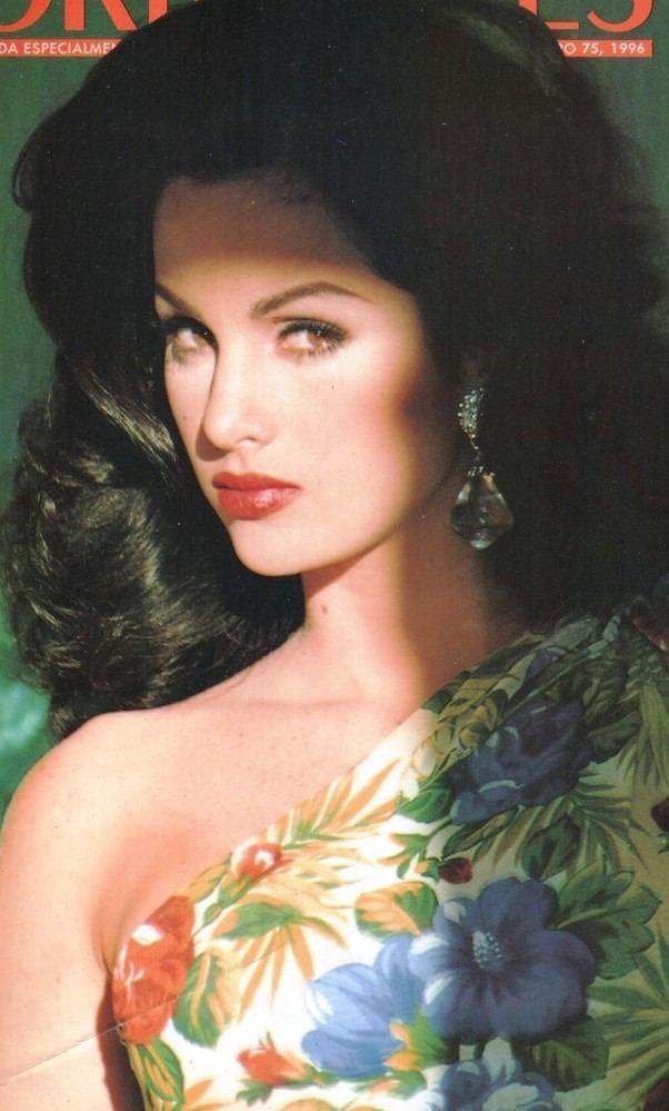 Jacqueline Aguilera Jacqueline Aguilera Miss World 1995