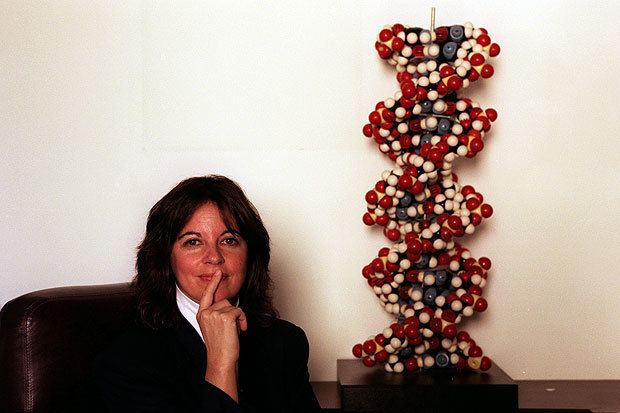 Jacqueline Barton Jacqueline Barton DNA like wire for signaling within a cell Human