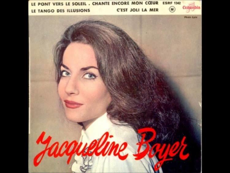 Jacqueline Boyer JACQUELINE BOYER LE TANGO DES ILLUSIONS YouTube