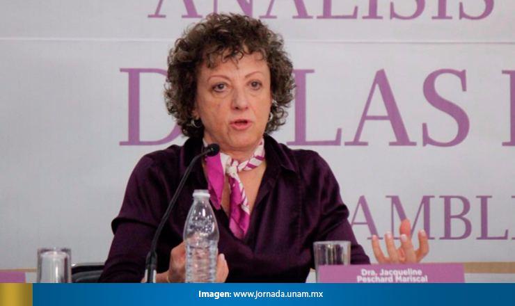 Jacqueline Peschard Peschard la universitaria contra la corrupcin Descubre Fundacin