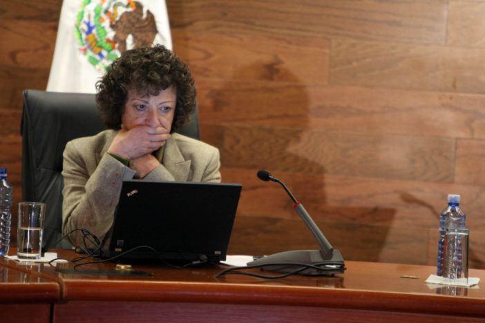 Jacqueline Peschard Jacqueline Peschard encabeza el comit ciudadano del Sistema
