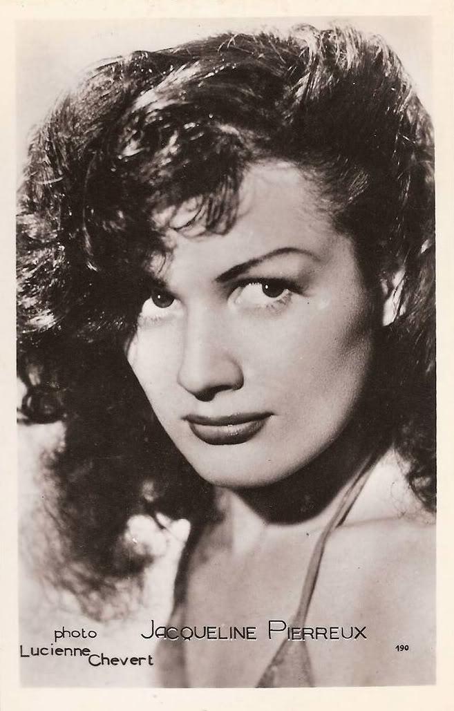 Jacqueline Pierreux Jacqueline PIERREUX Biographie et filmographie