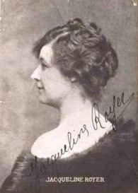 Jacqueline Royer