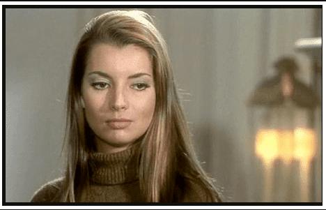 Jacqueline Sassard L39Appartement Girl Crush