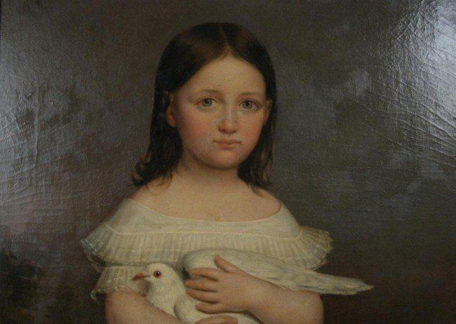 Jacques Amans 186 Jacques G Lucien Amans 18011888 portrait Lot 186
