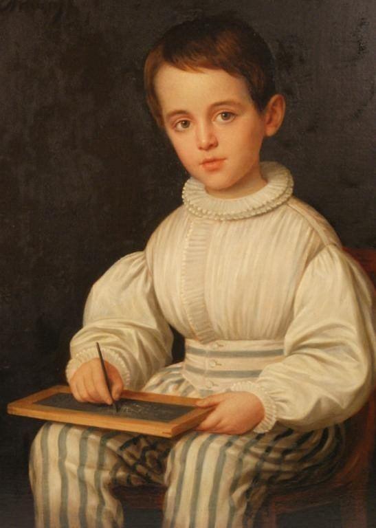 Jacques Amans 187 Jacques Guillaume Lucien Amans 18011888portrait