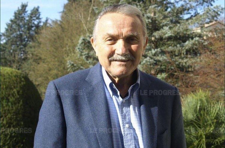 Jacques Berthou Miribel Jacques Berthou dcor de la Lgion dhonneur